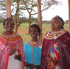 Lare Oibor, Women Singing