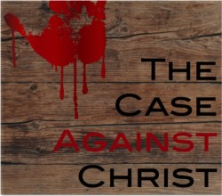 The Case Against Christ, Logo