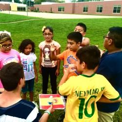 team spain at soccer club